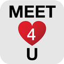 Meet4U - Chat, Love, Singles! APK