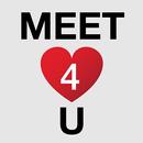 Meet4U - चैट, लव, बातचीत! APK