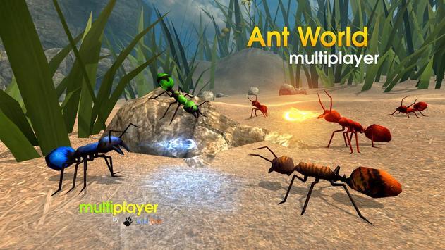 Ant World Multiplayer apk screenshot