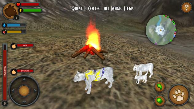 Cats of the Arctic apk screenshot
