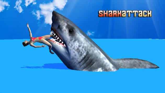 Deadly Shark Attack poster