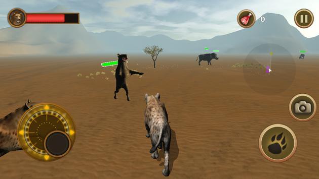 hyena simulator скачать на андроид бесплатно