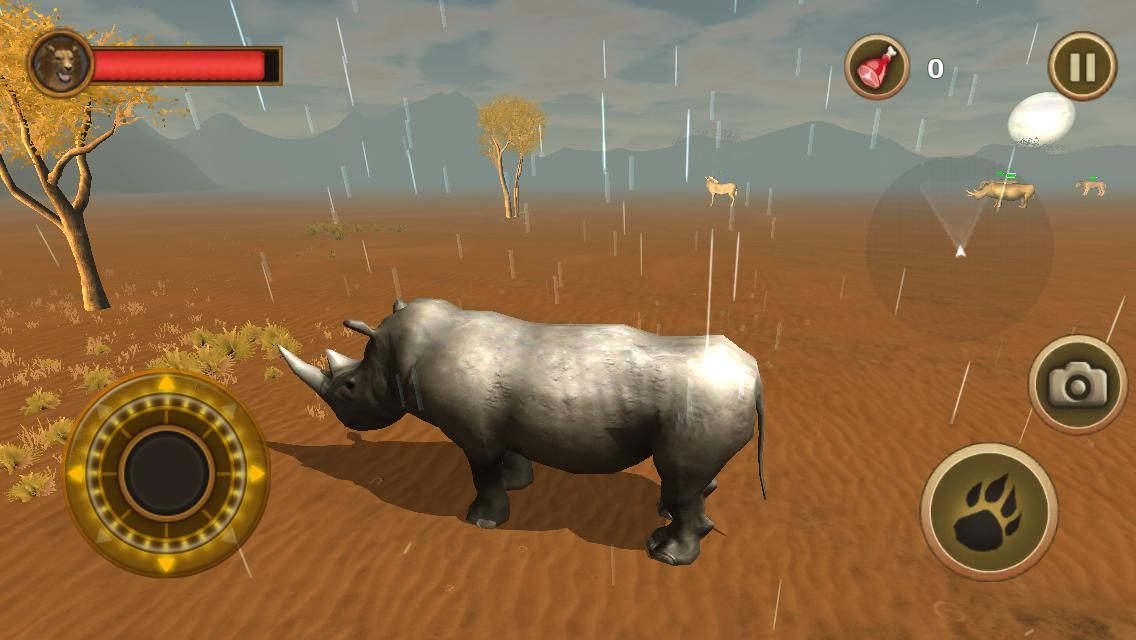 Rhino Survival Simulator for Android - APK Download