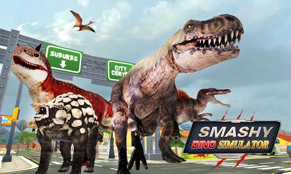 Jurassic Dinosaur Rampage poster