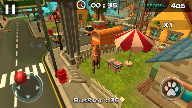 Rampage Tiger Simulator screenshot 5