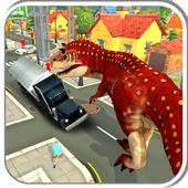 Dino Rampage icon