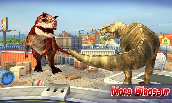 Dino Rampage apk screenshot