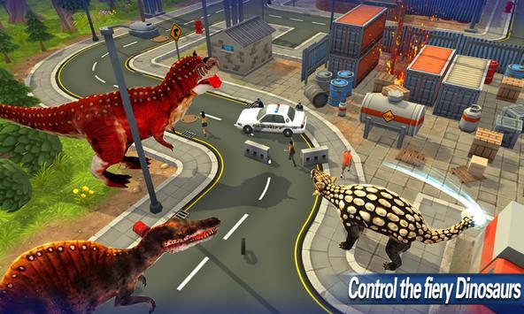 Jurassic Rampage Simulator poster