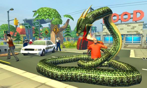 Furious Snake 3D apk screenshot