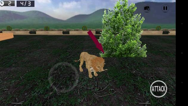 Wild Lion Simulator 3D screenshot 15