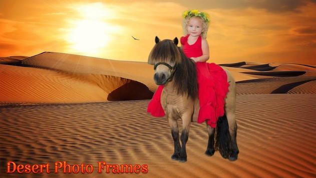 Desert Photo Suit / Safari Photo Editor poster