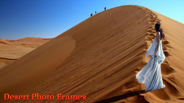 Desert Photo Suit / Safari Photo Editor screenshot 1