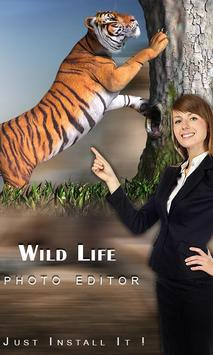 Wild Life Photo Editor screenshot 1