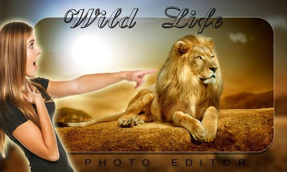Wild Life Photo Editor screenshot 3