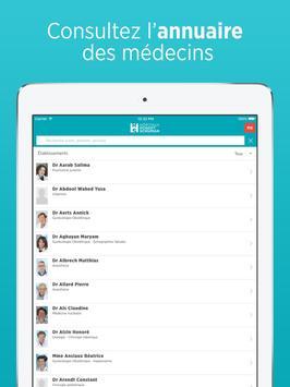 Hôpitaux Robert Schuman screenshot 7
