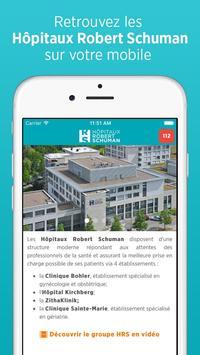 Hôpitaux Robert Schuman screenshot 10