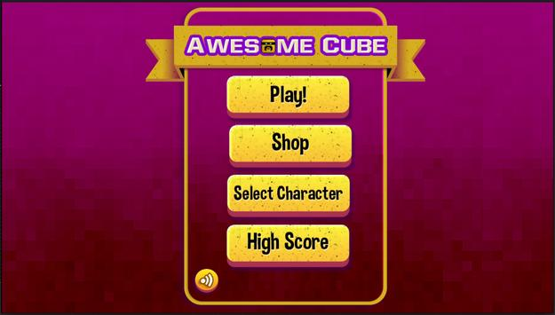 Cube Awesome apk screenshot