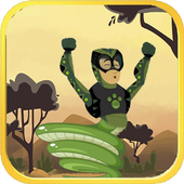 Wild Snake Kratts Games icon