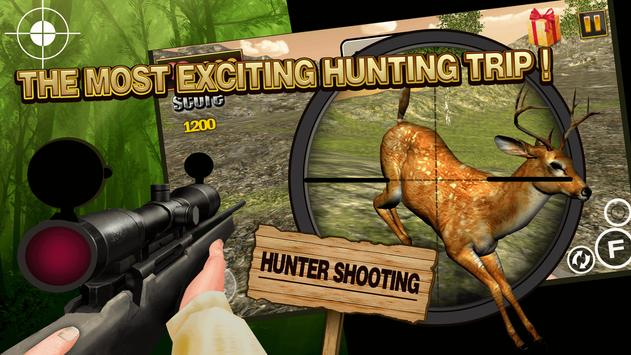 Simulator Fury Hunter Shoot apk screenshot