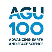 AGU Journals icon