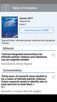 Drug and Alcohol Review (mobile only) screenshot 3