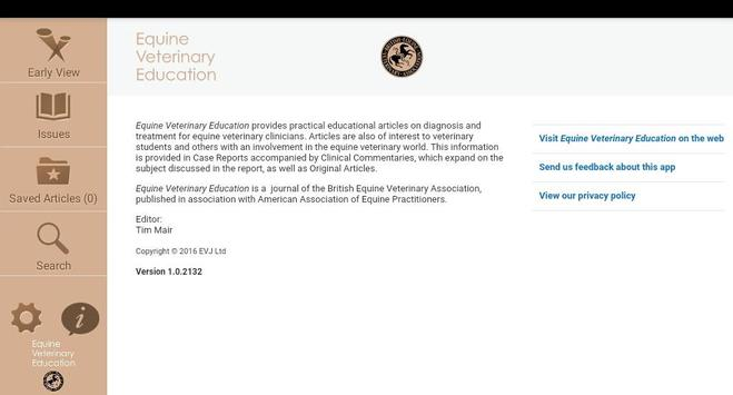 Equine Veterinary Education screenshot 10