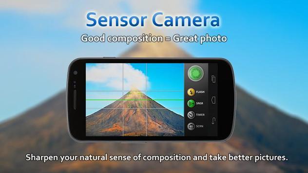 Sensor Camera poster
