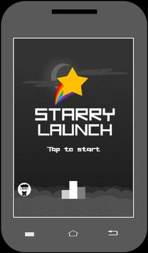 Starry Launch poster