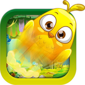 BirdyBobble-Best strategy game icon