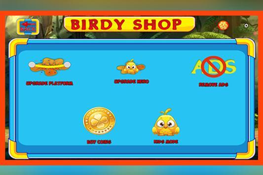 BirdyBobble-Best strategy game screenshot 1