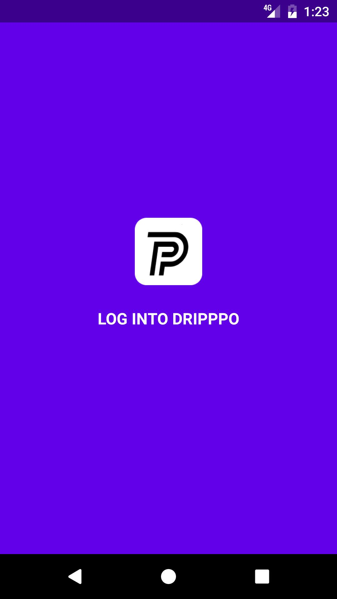 Dripppo poster