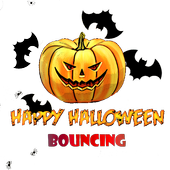 Halloween Fun Games Bouncing icon
