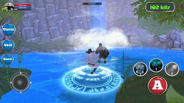 Skill Fighters Action RPG Demo screenshot 13