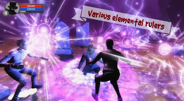 Skill Fighters Action RPG Demo screenshot 20