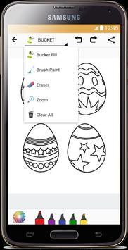 Easter Eggs Coloring Book screenshot 4