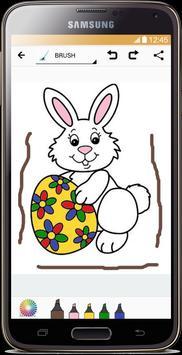 Easter Eggs Coloring Book screenshot 3