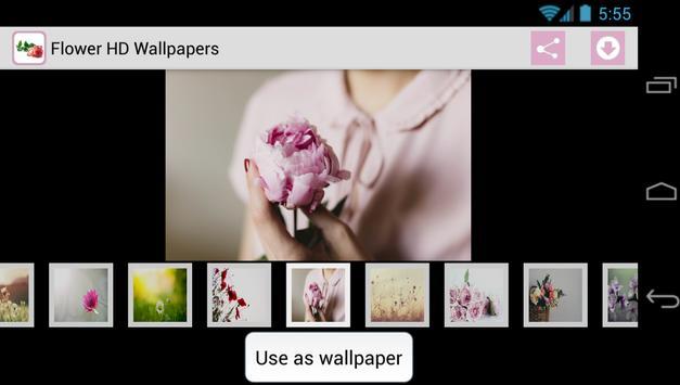 Flower HD Wallpapers screenshot 2