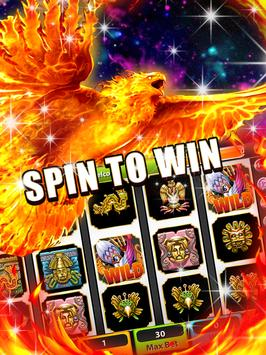 Sun Phoenix Slot Machines screenshot 2