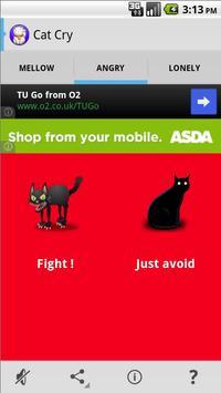 Cat Cry apk screenshot