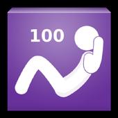 Sit Ups Tracker icon
