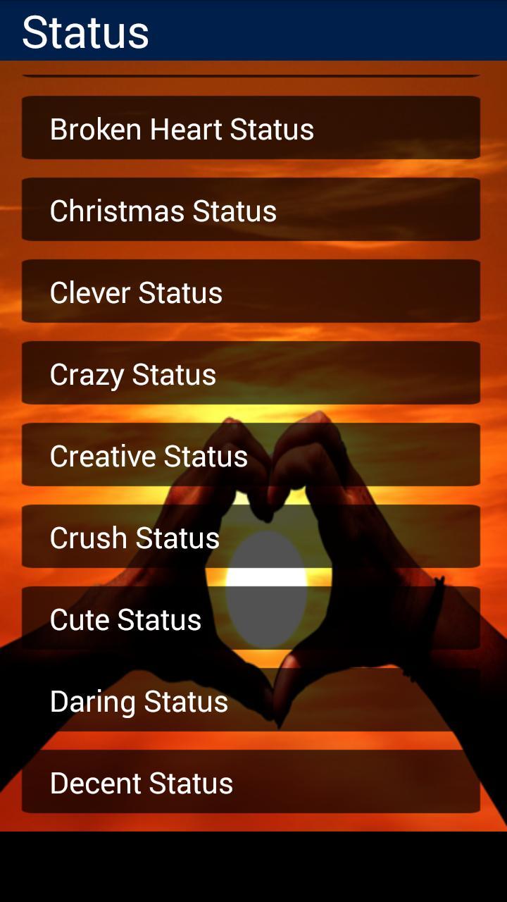 Latest Whatsap Status 2018 Best Whatsapp Status For Android