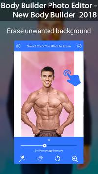 Body Builder Photo Editor - New Body Builder 2019 poster