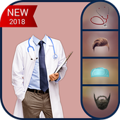 Doctor Suit Photo Editor - New Doctor Suit 2019 icon