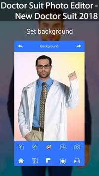 Doctor Suit Photo Editor - New Doctor Suit 2019 screenshot 2