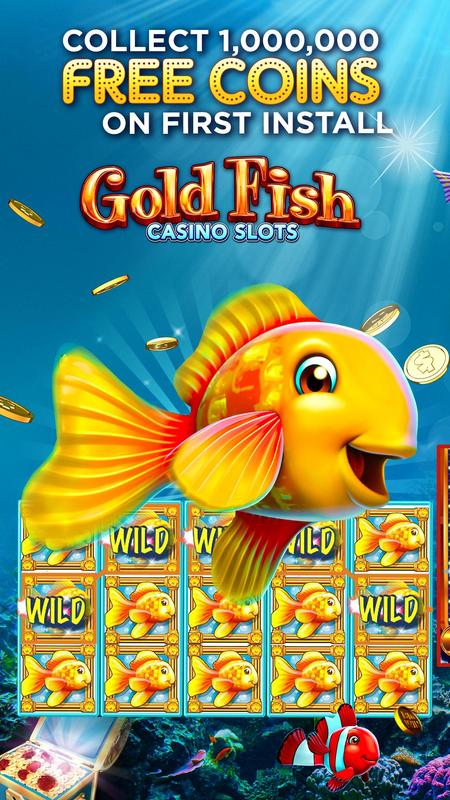 Reel Fish Slot Machine - Play this Game for Free Online