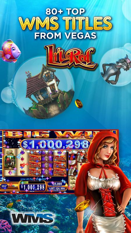 Mega Casino Slot Machine - Free to Play Online Casino Game