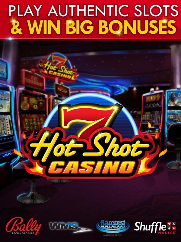 Hot Shot Casino For Android Apk Download