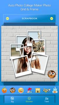 Auto Photo Collage Maker poster