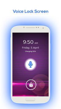 Voice Lock Screen 2018 poster