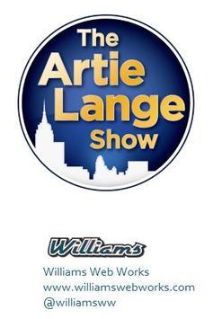 Artie Lange Show poster